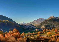 """Le montagne di Carovilli tra i """"luoghi incantati"""" d'Italia"""