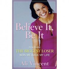 The Biggest Loser Ali Vincent Book $14.84 #BiggestLoser