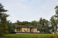 [ Устойчивая архитектура гостевого дома от Desai Chia Architecture ]