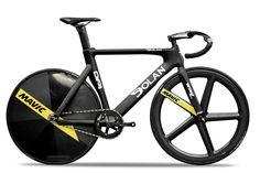 Dolan DF4 Carbon Track Bike (SG75 - Mavic)