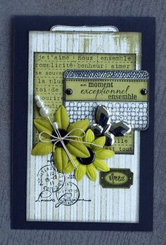 Back to scrap - Blog scrapucine
