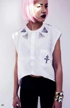 #Pastel #Grudge #Hipster #Girl