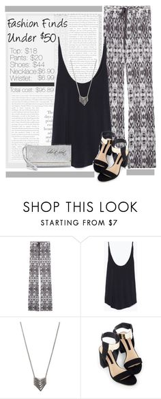 """Affordable Spring Fashion (Contest)"" by boho-at-heart ❤ liked on Polyvore featuring Zara, Forever 21 and Charlotte Russe"
