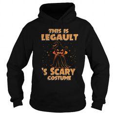 I Love I am the awesome LEGAULT Shirts & Tees