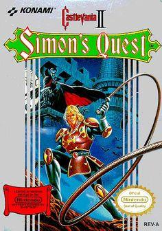 Castlevania II - Simon's Quest  #NES