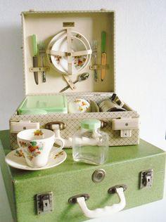 1950's Picnic Set