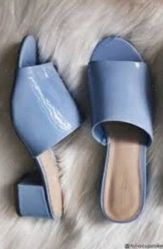 bb3abc26eee18 Product Name Faux Patent Leather Slide Sandals