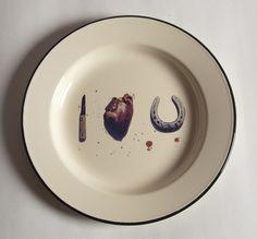 Cozinha surrealista da vovó | Pooong