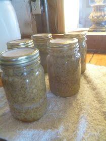 Rural Revolution: Canning garlic