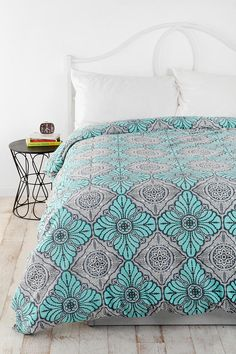 Magical Thinking Star Medallion Duvet Cover  #UrbanOutfitters