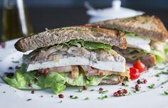 Faça um sanduíche light em apenas 15 minutos