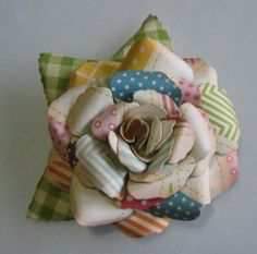 Paper Rose Creations Tutorial really in depth with photos