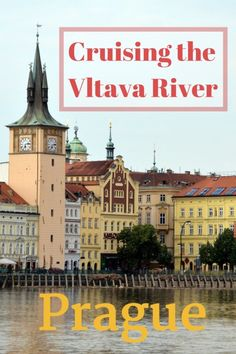Prague with Kids: Cruising the Vltava River - The World Is A Book