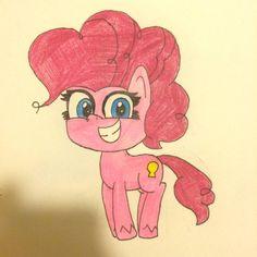 Pinkie Pie [Pony Life] by TMNTMLP4ever2000 on DeviantArt Pinkie Pie, Princess Peach, Pony, Deviantart, Life, Fictional Characters, Torte, Pony Horse, Ponies