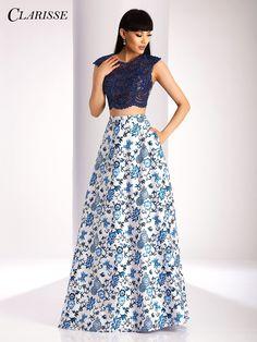 Clarisse Prom Dress 3217