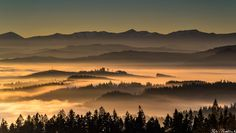 Morning in Beskydy by Petr Pazdírek on 500px