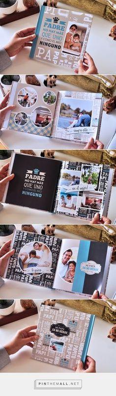 Palabras 21×21 Tapa Dura. Fotolibro para Papá. Mirás las fotos y descargá el proyecto gratis!   Blog - Fábrica de Fotolibros