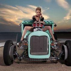 RAT FINK MIRROR ALUM LICENSE PLATE RAT ROD HOT ROD MUSCLE CAR PERFORMANCE SHOW