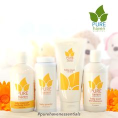 Baby Products - Pure Haven Essentials