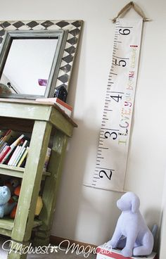 growthchart1 by Melissa Lewis - Just Melissa, via Flickr