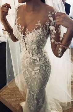 53 Elegant lace long sleeve wedding dresses ,long sleeve wedding dress lace, long-sleeved wedding dresses,Winter wedding gown Popular 2019 Summer Beach Wedding Dresses Off The Shoulder A-line Lace Tulle Bridal Gowns Plus Size Wedding Outfits, Wedding Dresses Under 100, Most Beautiful Wedding Dresses, Dresses Elegant, Dream Wedding Dresses, Designer Wedding Dresses, Bridal Dresses, Modest Wedding, Gown Wedding