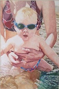 Goggles by Cindy Valek Mottl Examples Of Art, Colored Pencils, Joy, Artists, Fine Art, Studio, Drawings, Inspiration, Colouring Pencils