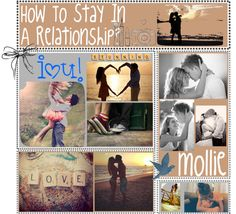 """""""How To Stay In A Relationship~"""" by tip-glitter-girls ❤ liked on Polyvore"""