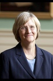 """My time as a Girl Scout in Virginia in the 1950s taught me lessons in teamwork, collaboration, and resourcefulness. I saw firsthand-for the first time-what a group of strong and determined girls could accomplish."" Drew Gilpin Faust, Harvard's first female president"