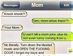 Check some of the funniest text messages on the web. We compiled 40 hilarious texts sent from parents and neighbors. Don't miss all the cringy texts and funny conversations. Sit down and relax with the funniest text messages on Pinterest. #funnytexts #humor #textmessages Funny Text Messages Fails, Text Message Fails, Funny Texts Jokes, Mom Jokes, Text Jokes, Break Up Texts, Funny Text Conversations, Naughty Valentines, Message Mom