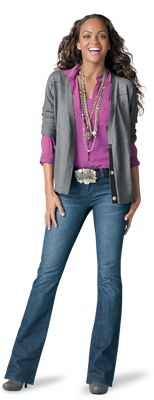 I love CAbi clothes...especially their fall line!