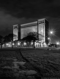Michigan Central Station - Photos — Historic Detroit