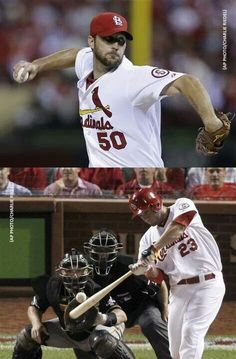 Cardinals advance to NLCS!