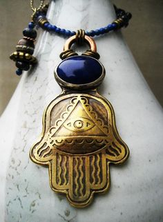 My Hamsa and the powers of the evil eye protected me from danger as I continued on my trek to hunt the Nazis…
