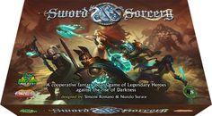 Kickstarter Tabletop Alert: 'Sword & Sorcery' - GeekDad