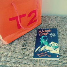 Thank you @annbibliocastro for tagging me in #colouredbooks/#colouredbook. My colour was orange and look what arrived in the mail today! If you would like to do this tag, your colour is blue.  #booktag #orangebooks #clockworkorange #t2 #books #reading #bookstagram #bookblogger #bibliophile #davidbowie #readingchallenge #dbowiebooks #newbook #bookhaul #literature #classics #penguinbooks