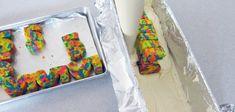 Rainbow Tie-Dye Surprise Cake