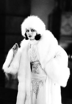 For me, I tend to put Pola Negri in the same category as Alla Nazimova. To me, they are the exotic, out there, over the top divas o...