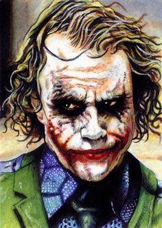 Marvel Vs, Marvel Heroes, Joker 2008, Joker Drawings, Heath Ledger Joker, Joker Pics, Batman Tattoo, Greatest Villains, Batman The Dark Knight