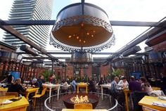 8 hot spots in Toronto where you can eat outside this winter #restaurants