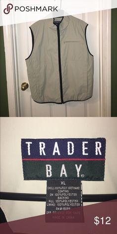 💥💥 TRADER BAY VEST 💥💥 Handsome and Comfy! ⭐️⭐️ Trader Bay Jackets & Coats Vests