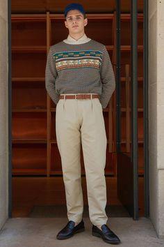 A.P.C. Spring 2018 Menswear Collection Photos - Vogue
