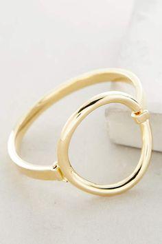 I love this bracelet, simple but interesting.  Elizabeth and James Faye Bracelet - anthropologie.com