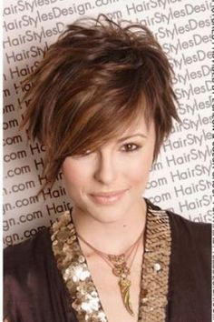 Short hairstyle and haircuts (94) - Fashionetter