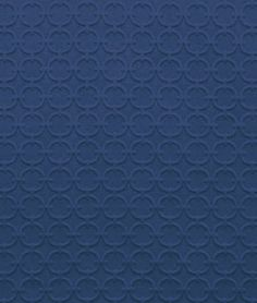 Waverly Full Circle Blue Marine Fabric - $19.55 | onlinefabricstore.net