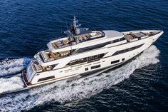 Best Yachts, Luxury Yachts, Monaco Yacht Show, Boat Fashion, Yacht Boat, Festival 2016, Sailing, Ships, Tech
