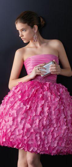 Pink Rosa Clará Dress