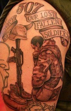 Fallen Soldier   # Pin++ for Pinterest #