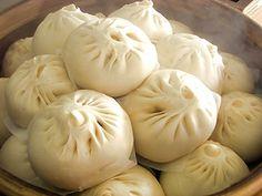 台南美食八寶肉包‧克林台包 From大台灣旅遊網