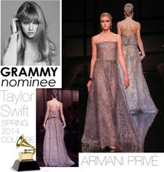 """2014's Best Dressed Grammy Nominee"" by emavera on Polyvore"