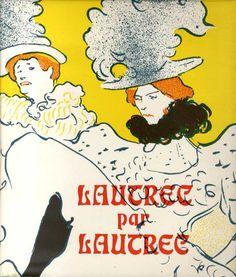 ロートレックによるロートレック Lautrec Par Lautrec  PH.Huisman M.G.Dortu  1965年/美術出版社 カバー  ¥6,300